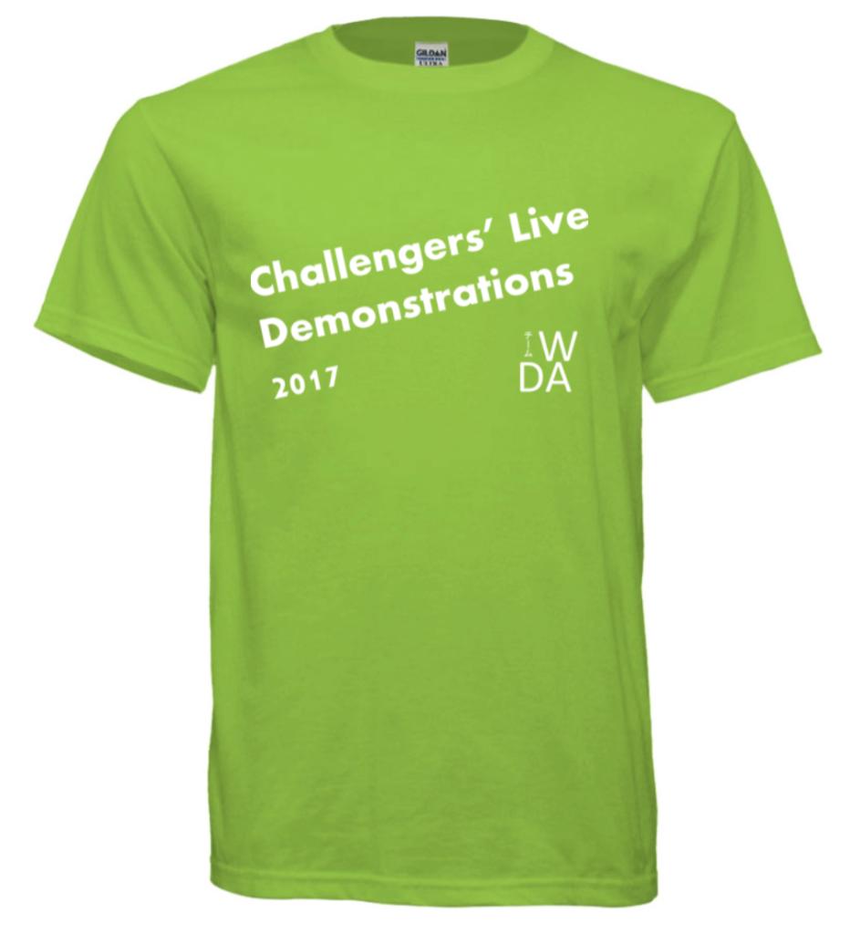 WADA-T Challenger's live 2017